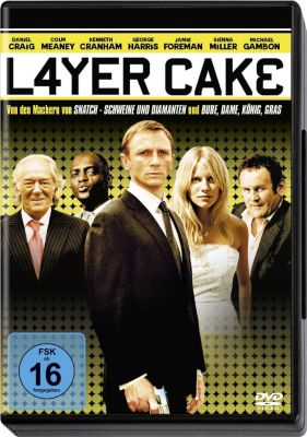 Layer Cake, J.J. Connolly