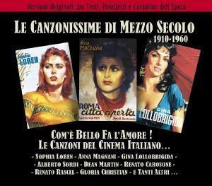 Le Canzonissime Di Mezzo,Quante Bello Far L'Amore, Diverse Interpreten