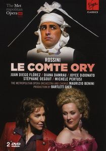 Le Comte Ory (Ga), Damrau, Florez, Didonato, Benini