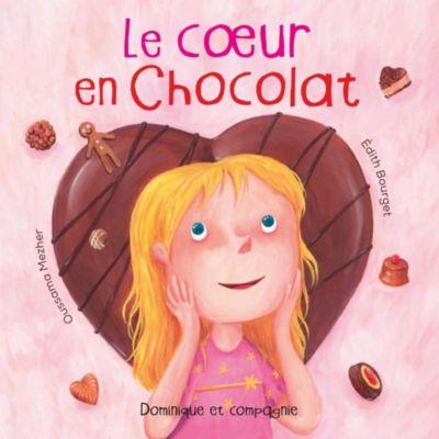 Le cœur en chocolat, Édith Bourget