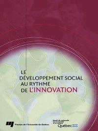 Le développement social au rythme de l'innovation