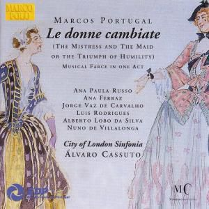 Le Donne Cambiate, Cassuto, Russo, Ferraz, Carvalho