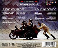Le Due Contesse/+Il Duello Comico - Produktdetailbild 1