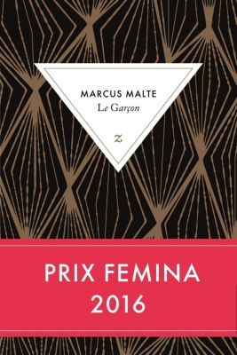 Le garçon, Marcus Malte