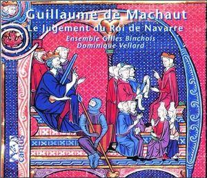 Le Jugement Du Roi Du Navarre, Vellard, Ensemble Gilles Binchois