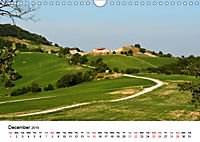 Le Marche the unknown Italy (Wall Calendar 2019 DIN A4 Landscape) - Produktdetailbild 12