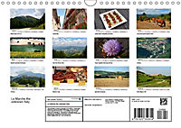 Le Marche the unknown Italy (Wall Calendar 2019 DIN A4 Landscape) - Produktdetailbild 13