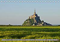 Le Mont-Saint-Michel - Sagenumwobener Klosterberg im Watt (Tischkalender 2019 DIN A5 quer) - Produktdetailbild 6