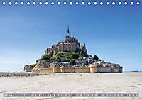 Le Mont-Saint-Michel - Sagenumwobener Klosterberg im Watt (Tischkalender 2019 DIN A5 quer) - Produktdetailbild 7