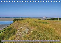 Le Mont-Saint-Michel - Sagenumwobener Klosterberg im Watt (Tischkalender 2019 DIN A5 quer) - Produktdetailbild 4