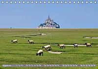 Le Mont-Saint-Michel - Sagenumwobener Klosterberg im Watt (Tischkalender 2019 DIN A5 quer) - Produktdetailbild 8