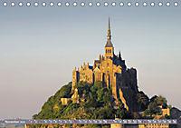 Le Mont-Saint-Michel - Sagenumwobener Klosterberg im Watt (Tischkalender 2019 DIN A5 quer) - Produktdetailbild 11