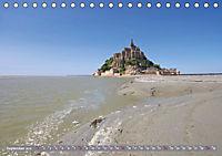 Le Mont-Saint-Michel - Sagenumwobener Klosterberg im Watt (Tischkalender 2019 DIN A5 quer) - Produktdetailbild 9