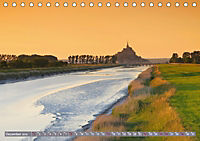 Le Mont-Saint-Michel - Sagenumwobener Klosterberg im Watt (Tischkalender 2019 DIN A5 quer) - Produktdetailbild 12