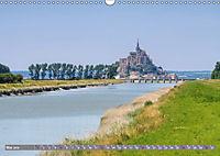 Le Mont-Saint-Michel - Sagenumwobener Klosterberg im Watt (Wandkalender 2019 DIN A3 quer) - Produktdetailbild 5