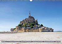 Le Mont-Saint-Michel - Sagenumwobener Klosterberg im Watt (Wandkalender 2019 DIN A3 quer) - Produktdetailbild 7