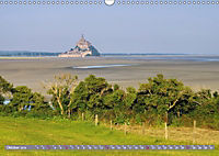 Le Mont-Saint-Michel - Sagenumwobener Klosterberg im Watt (Wandkalender 2019 DIN A3 quer) - Produktdetailbild 10