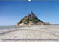 Le Mont-Saint-Michel - Sagenumwobener Klosterberg im Watt (Wandkalender 2019 DIN A3 quer) - Produktdetailbild 1