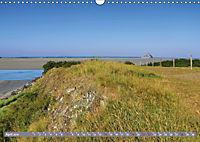 Le Mont-Saint-Michel - Sagenumwobener Klosterberg im Watt (Wandkalender 2019 DIN A3 quer) - Produktdetailbild 4