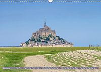 Le Mont-Saint-Michel - Sagenumwobener Klosterberg im Watt (Wandkalender 2019 DIN A3 quer) - Produktdetailbild 3
