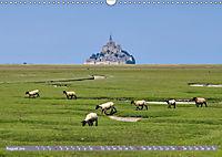 Le Mont-Saint-Michel - Sagenumwobener Klosterberg im Watt (Wandkalender 2019 DIN A3 quer) - Produktdetailbild 8