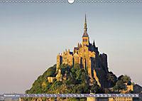Le Mont-Saint-Michel - Sagenumwobener Klosterberg im Watt (Wandkalender 2019 DIN A3 quer) - Produktdetailbild 11
