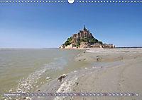 Le Mont-Saint-Michel - Sagenumwobener Klosterberg im Watt (Wandkalender 2019 DIN A3 quer) - Produktdetailbild 9