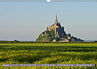 Le Mont-Saint-Michel - Sagenumwobener Klosterberg im Watt (Wandkalender 2019 DIN A3 quer) - Produktdetailbild 6
