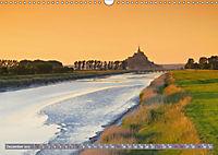Le Mont-Saint-Michel - Sagenumwobener Klosterberg im Watt (Wandkalender 2019 DIN A3 quer) - Produktdetailbild 12