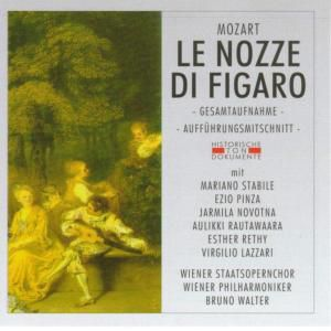 Le Nozze Di Figaro (Ga), Wiener Staatsopernchor, Wiener Philharmoniker