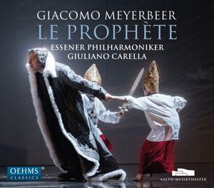 Le Prophete, Osborne, Cornetti, Tapia, Carella, Essener Phil.