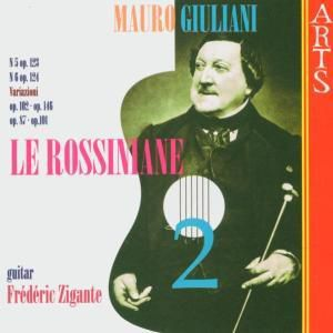Le Rossiniane Vol. 2, Frederic Zigante
