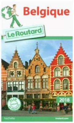 Le Routard Belgique 2018