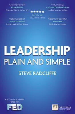 Leadership, Steve Radcliffe