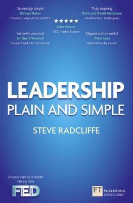 Leadership, Steve Radcliffe