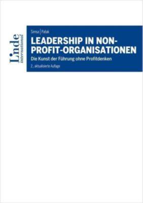 Leadership in Non-Profit-Organisationen, Ruth Simsa, Michael Patak