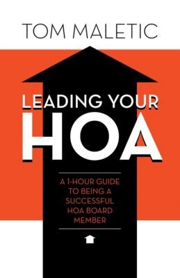 Leading Your HOA, Tom Maletic