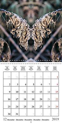 Leaf Art 2019 (Wall Calendar 2019 300 × 300 mm Square) - Produktdetailbild 12