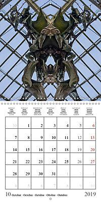 Leaf Art 2019 (Wall Calendar 2019 300 × 300 mm Square) - Produktdetailbild 10