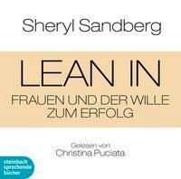 Lean In, 2 Audio-CDs, Sheryl Sandberg