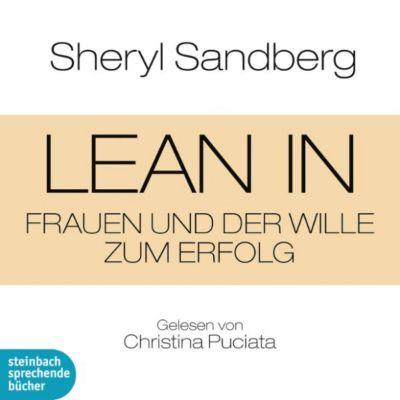 Lean In - Frauen und der Wille zum Erfolg (Gekürzt), Sheryl Sandberg