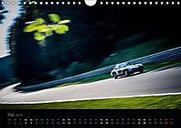 Leaping Cats - Jaguar E-Types on Track (Wandkalender 2019 DIN A4 quer) - Produktdetailbild 5