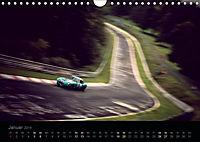 Leaping Cats - Jaguar E-Types on Track (Wandkalender 2019 DIN A4 quer) - Produktdetailbild 1