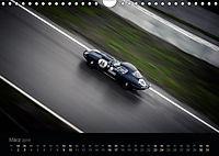Leaping Cats - Jaguar E-Types on Track (Wandkalender 2019 DIN A4 quer) - Produktdetailbild 3
