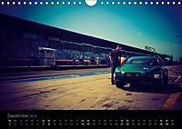 Leaping Cats - Jaguar E-Types on Track (Wandkalender 2019 DIN A4 quer) - Produktdetailbild 9