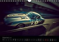 Leaping Cats - Jaguar E-Types on Track (Wandkalender 2019 DIN A4 quer) - Produktdetailbild 12