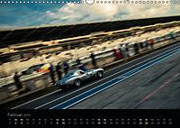 Leaping Cats - Jaguar E-Types on Track (Wandkalender 2019 DIN A3 quer) - Produktdetailbild 2