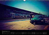 Leaping Cats - Jaguar E-Types on Track (Wandkalender 2019 DIN A3 quer) - Produktdetailbild 9