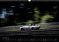 Leaping Cats - Jaguar E-Types on Track (Wandkalender 2019 DIN A3 quer) - Produktdetailbild 8