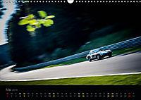 Leaping Cats - Jaguar E-Types on Track (Wandkalender 2019 DIN A3 quer) - Produktdetailbild 5